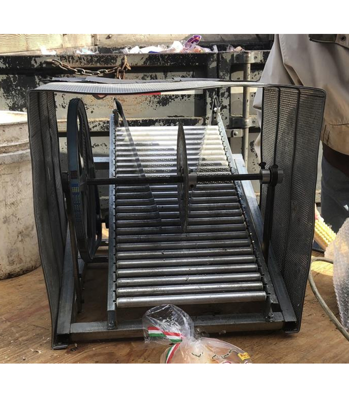 Bread Packaging Separator