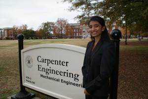 Ph.D. Student Mukti Patel